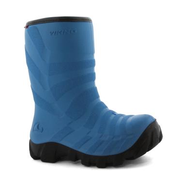 7e0b3bb5613 Fodrade Stövlar Viking Ultra 2.0 blå/svart - Sport78